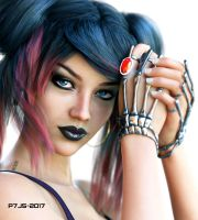 GothicBeauty2 by P7-J5