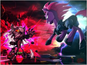 Infinite vs Tempest Shadow - Patreon Prize