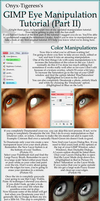 Complex GIMP Eye Tut. Part II by Onyx-Tigeress