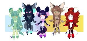 Heartbeat Batch ( CLOSED) by MidnightZone