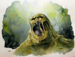 Clayface by MikeKretz
