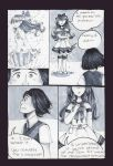 Tippi Twins ~ Fake Comic Page by PixelatedFairy