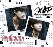 Photopack 1976 // Hyungwon (MONSTA X). by xAsianPhotopacks