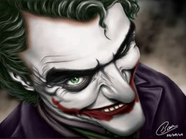 The Joker by INDENAIT