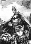 Bruce and Selina by SaintYak