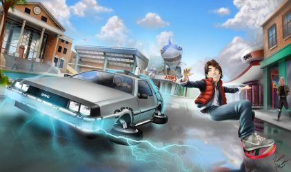 Back to the future by superpascoal
