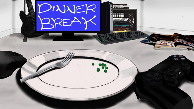 Afkdinnerscreen  by MADFRESHSTUDIO