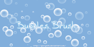 Bubble Brush by Giovyn86