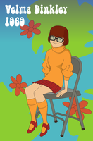 Saturday Morning High - Velma Dinkley by Juliefan21