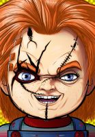 Chucky by Thuddleston