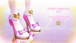 MMD DL|| Star Gurdian Lux heels|| 100 Points by Polygon-P