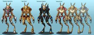 Luminoth Outfits by Cryophase