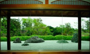 Japanese Window Garden by AndySerrano