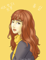 Hong Seol - Cheese In The Trap by grimm-doll