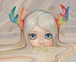 Bubble Bubble Toil And Trouble by camilladerrico