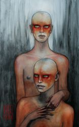 Feral People by medusainfurs