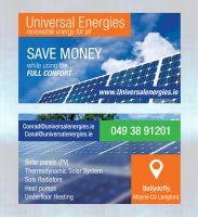 Solar Energies business card by MajeStik91