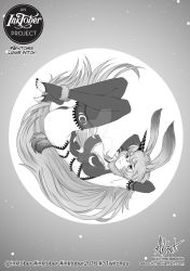 Lunar Witch by ADSouto