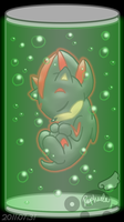 Shadow: Test Tube Baby by Rapha-chan