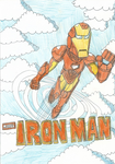 Marvel's Iron Man by Tony Stark by FTFTheAdvanceToonist