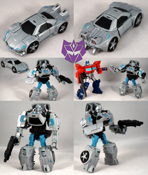 G2 Megatron Custom by TrueError