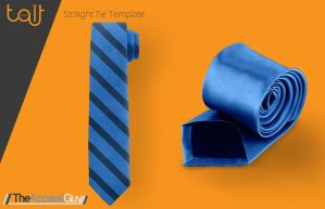 Tie Template Pack by TheApparelGuy