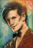 11th Doctor by Frodos