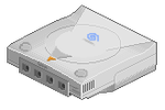 Dreamcast by Mnollock
