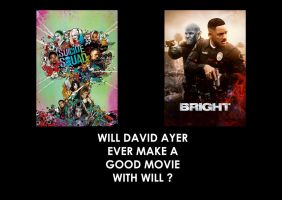 David Ayer films with Will Smith by JMK-Prime