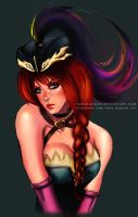 Captain Fortune by yarahaddad