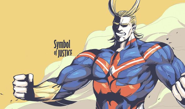 Symbol of Justice by pinguinkepo