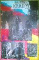 The Pretty Reckless wax collage by Dominik528