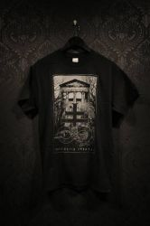 Leviathan Cross Temple t-shirt by torvenius