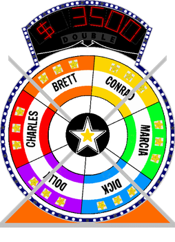 Star Wheel #5 $3,500 by mrentertainment