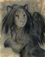 Sphinx by ursulav