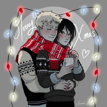 Happy Holidays by Moemai