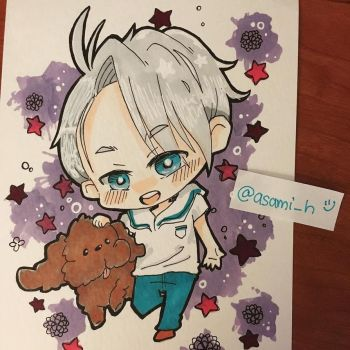 victor_summer by asami-h