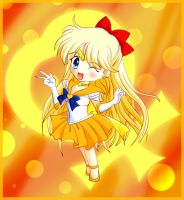 Chibi Sailor Venus by Tetiel