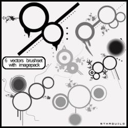vectors brushset by 9thaquilo