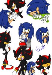 random sonic_shadow by guchi-22