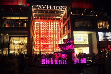 Pavilion mall by Nath1101