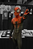 Superior Spider-Man (RI Comic Con Cosplay) by H-R-Germaine