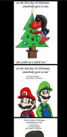 On the 1st day of Christmas... by yoshiyoshi700