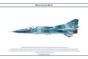 MiG-23 Russia 1 by WS-Clave