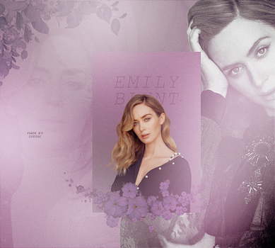 Emily Blunt by 30D1AC