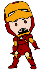 Ironman Ironman does whatever an Iron can. by GenesisGoBoom