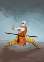 The Last Airbender by theroguesigil