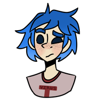Again, 2D by SleepySpaceMeme