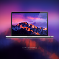 MacOS Sierra Mod by specialized666