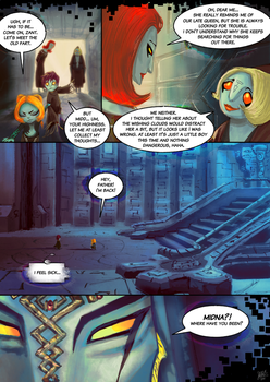 A Serene Prison - Chapter 1 Page 19 by StellaB